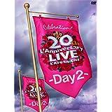20th L'Anniversary LIVE -Day2- [DVD]