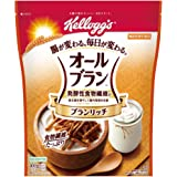 ケロッグ オールブラン ブランリッチ 400g ×6袋 機能性表示食品