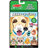 Melissa & Doug On The Go Reusable Stickers Pets