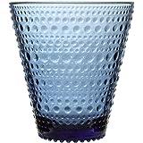 [ イッタラ ] iittala カステヘルミ タンブラー ペア グラス 2個セット 300mL 北欧 ガラス Kastehelmi Tumbler 1019597 レイン Rain フィンランド コップ 食器 [並行輸入品]