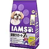 アイムス (IAMS) ドッグフード 7歳以上用 健康サポート 中粒 チキン シニア犬用 2.6kg
