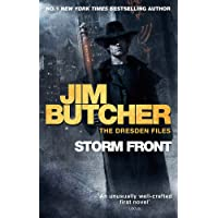 Storm Front: The Dresden Files, Book One