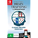 Dr Kawashimas Brain Training - Nintendo Switch