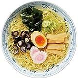 高砂食品 青森しじみラーメン 塩味 家庭用5食入り 半生麺【常温保存可能】