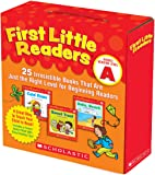 First Little Readers Guided Reading Level A: 25 Irresistible…