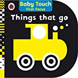 Ladybird Baby Touch Things that go
