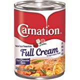 Carnation Full Cream Evaporated Milk, 390g