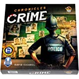 Lucky Duck Games LKY035 Chronicles of Crime Board Game