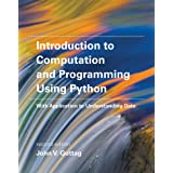 Introduction to Computation and Programming Using Python: With Application to Understanding Data 2ed