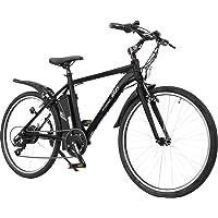 今だけ価格!電動アシスト自転車 26インチ クロスバイク アレス ARES シマノ外装6段変速ギア 電動自転車