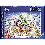 Ravensburger 19287 Disney Christmas Eve Puzzle 1000pc,Adult Puzzles