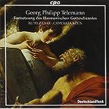 テレマン:音楽による礼拝、または一般用の教会カンタータ集 続編(1731)よりカンタータ集 (Telemann: Fortsetzung des Harmonischen Gottesdienstes)