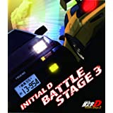 INITIAL D BATTLE STAGE 3 [Blu-ray]