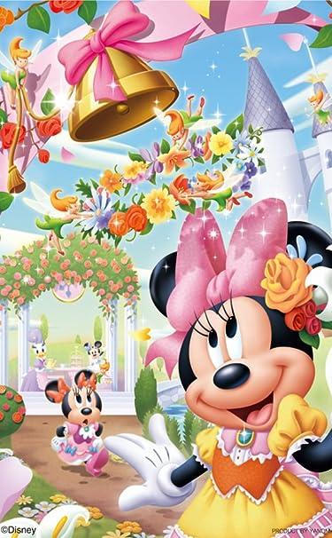 ディズニー  iPhone/Androidスマホ壁紙(740×1196)-1 - 花の国