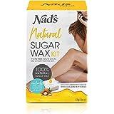 Nad's Natural Sugar Wax 370gm, 1.608 kilograms