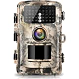 """【2020 upgrade】Campark Trail Camera 16MP 1080P 2.0"""" LCD Game & Hunting Camera with 42pcs IR LEDs Infrared Night Vision up to 7"""