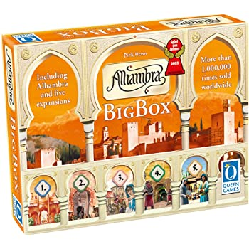 Alhambra Big Game