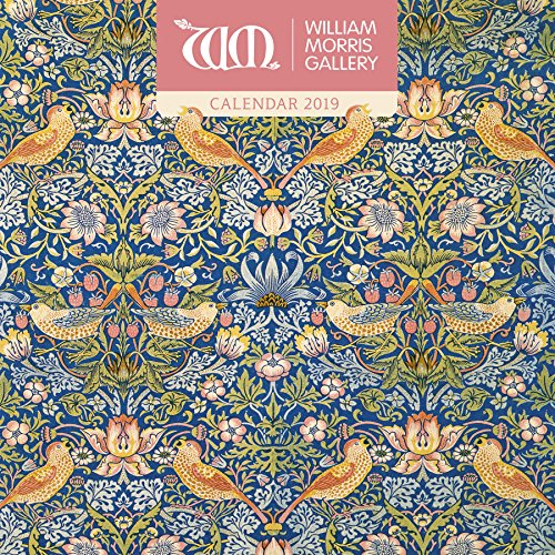 William Morris Gallery 2019 Calendar (Wall Calendar)
