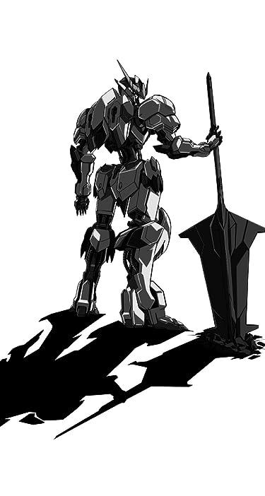 機動戦士ガンダム  iPhone/Androidスマホ壁紙(744×1392)-1 - 「機動戦士ガンダム 鉄血のオルフェンズ」ガンダムバルバトス