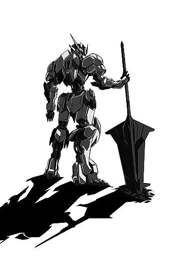 機動戦士ガンダム  iPhone/Androidスマホ壁紙(640×960)-1 - 『機動戦士ガンダム 鉄血のオルフェンズ』ガンダム・バルバトス