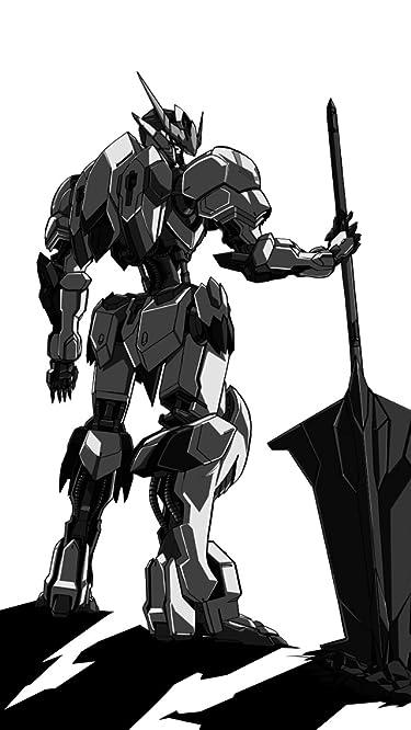 機動戦士ガンダム  iPhone/Androidスマホ壁紙(640×1136)-1 - 「機動戦士ガンダム 鉄血のオルフェンズ」ガンダムバルバトス