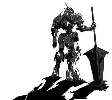 機動戦士ガンダム  iPhone/Androidスマホ壁紙(960×854)-1 - 「機動戦士ガンダム 鉄血のオルフェンズ」ガンダムバルバトス