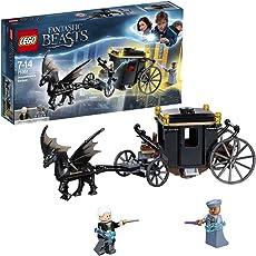 レゴ(LEGO)   ハリー・ポッター グリンデルバルドの脱出 75951