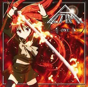 ALTIMA/ONE(初回限定盤)(DVD付)