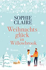 Weihnachtsglück in Willowbrook (German Edition) Kindle Edition