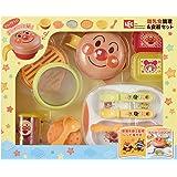 レック(LEC) レック アンパンマン 離乳食調理 & 食器 セット (管理栄養士監修 レシピ集付き) A00063