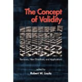 The Concept of Validity: Revisions, New Directions and Applications (PB)