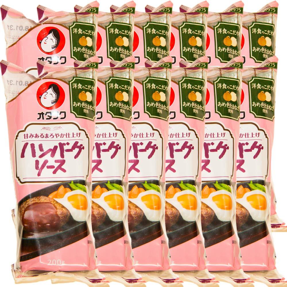 オタフク ハンバーグソース 袋200g [9136]