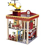 Kidkraft Fire Station Set Multicolor, 20 inch
