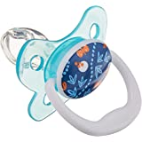 Dr Brown's PV21404-SPX Prevent Butterfly Shield Pacifier - Stage 2 * 6-12M - Blue, 1-Pack