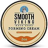 Forming Cream for Men - Hair Styling Cream for High Hold & Matte Finish - Best Pliable Formula for Modern, Classic & Slick St