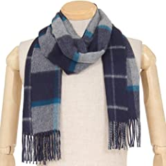 Johnstons of Elgin Reversible Cashmere Scarf WA000020