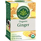 Traditional Medicinals Organic Ginger, 24g