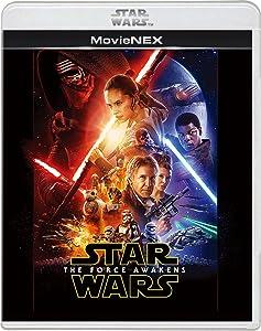 スター・ウォーズ/フォースの覚醒 MovieNEX [ブルーレイ+DVD+デジタルコピー(クラウド対応)+MovieNEXワールド]