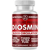 100% Pure DIOSMIN Pure Ingredient no Mixes or Additives for Blood Circulation, Leg Veins Health, Purity Guarantee Best Qualit