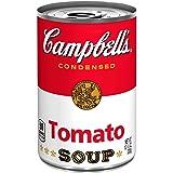 キャンベル 英語ラベル トマトスープ 305g×4個