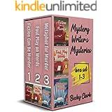 Mystery Writer's Mysteries Box Set 1-3