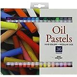 Pro Art Oil Pastel Set, 36 Color Set
