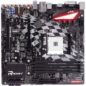 新しいレーシングマザーボードBiostar x370gt3for AMD Ryzen 18001700x Micro - ATXコンピュータam4メインボードddr4最大64GサポートHDMI 4K