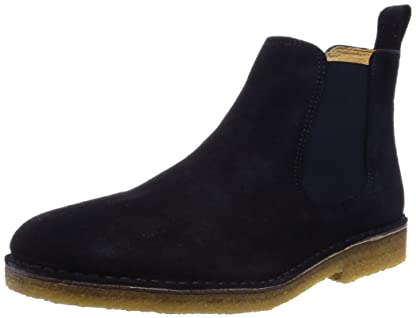Mata x Beauty & Youth Chelsea Boot 1431-343-5556: Navy