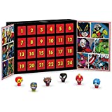 Funko 42752 Marvel Pocket Pop Advent Calendar Vinyl Figure, Standard, Multicolour