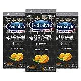 Pedialyte AdvancedCare Plus Electrolyte Powder, with 33% More Electrolytes and PreActiv Prebiotics, Orange Breeze, Electrolyt