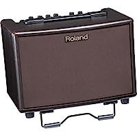Roland ローランド アコースティック ギター アンプ 15W+15W ローズウッド調 AC-33-RW