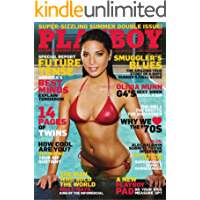 Playboy: Super Sizzling Summer Double Issue (English Edition…