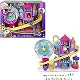 Polly Pocket 0194735000968 HBT13-Rainbow Funland Theme Park