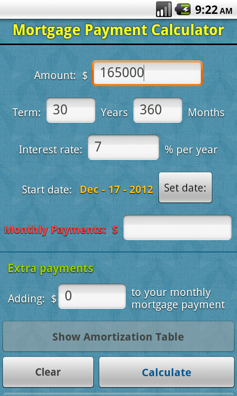 amazon co jp mortgage payment calculator android アプリストア